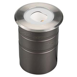 Светильник LTD-GROUND-TILT-R80-9W Warm3000 (SL, 60 deg, 230V) (ARL, IP67 Металл, 3 года) - фото 101042
