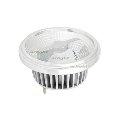 Лампа AR111-FORT-G53-12W-DIM Day4000 (Reflector, 24 deg, драйвер 350mA) (ARL, Металл) - фото 101048