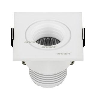 Светодиодный светильник LTM-S46x46WH 3W Day White 30deg (Arlight, IP40 Металл, 3 года) - фото 54687