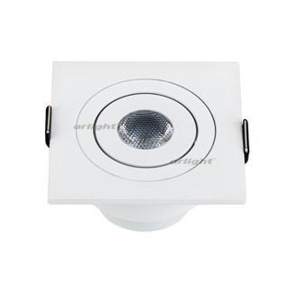 Светодиодный светильник LTM-S60x60WH 3W Day White 30deg (ARL, IP40 Металл, 3 года) - фото 54689