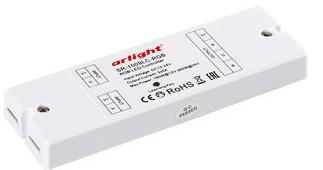 Контроллер SR-1009LC-RGB (12-24V, 180-360W, S) (Arlight, IP20 Пластик, 3 года) - фото 54704