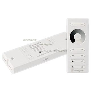 Диммер SR-2839DIM White (12-24 В,120-240 Вт, ПДУ сенсор) (ARL, IP20 Пластик, 1 год) - фото 54731