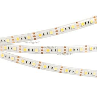 Лента RTW 2-5000SE 12V White-MIX 2x (5060, 300 LED, LUX) (ARL, 14.4 Вт/м, IP65) - фото 54775