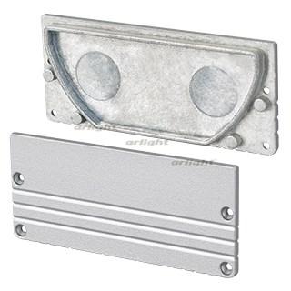 Заглушка для ALU-POWER-W80N глухая (arlight, Металл) - фото 54838
