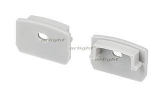 Заглушка ARH-WIDE-H16 с отверстием (ARL, Пластик) - фото 54921