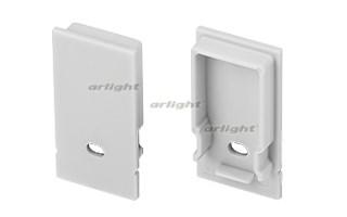 Заглушка ARH-WIDE-H20 RCT с отверстием (ARL, Пластик) - фото 54925