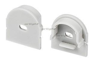 Заглушка ARH-WIDE-H20 Round с отверстием (arlight, Пластик) - фото 54927
