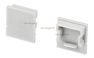 Заглушка ARH-WIDE-H20 Square глухая (ARL, Пластик) - фото 54930