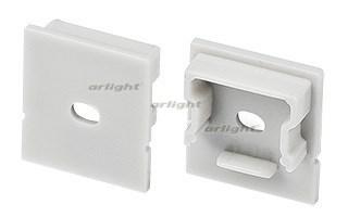 Заглушка ARH-WIDE-H20 Square с отверстием (ARL, Пластик) - фото 54931