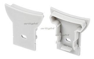 Заглушка ARH-WIDE-H20 TPZ с отверстием (ARL, Пластик) - фото 54933
