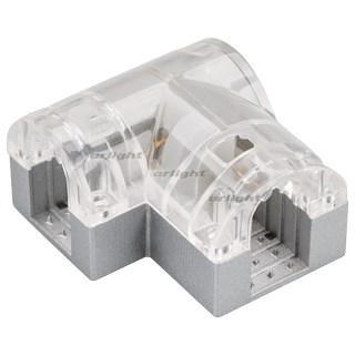 Соединитель угловой ARL-CLEAR-U15-90 (26x15mm) (ARL, Металл) - фото 54964