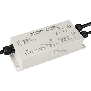 Контроллер SR-1009HSWP (230V, 3x1.66A) (ARL, IP67 Пластик, 3 года) - фото 55274