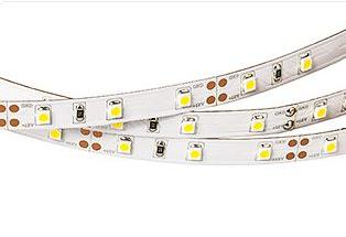 Лента RT2-3528-60-12V Warm White (300 LED) (Norm, 4.8 Вт/м, IP20) - фото 55338