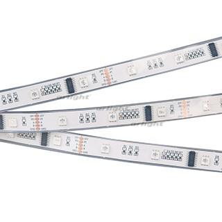 Лента DMX-5000P 12V RGB (5060, 150 LEDx3) (ARL, Закрытый, IP66) - фото 55351