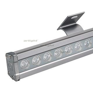 Светодиодный прожектор AR-LINE-1000L-36W-24V RGB (Grey, 30 deg, DMX512) (ARL, Закрытый) - фото 55394