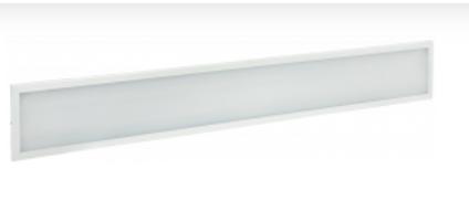 Панель светодиодная ДВО 6567-O 1200х180х20мм 36Вт 4000К опал IEK - фото 55410