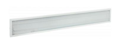 Панель светодиодная ДВО 6568-P 1200х180х20мм 36Вт 6500К призма IEK - фото 55417