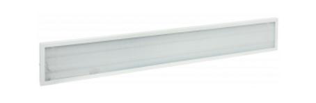 Панель светодиодная ДВО 6567-P 1200х180х20мм 36Вт 4000К призма IEK - фото 55418