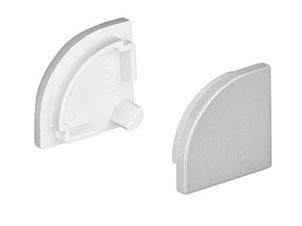 Заглушка SL-KANT-H16 ROUND глухая (ARL, Пластик) - фото 55431