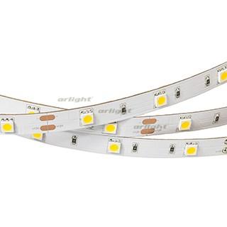 Лента RT2-5050-30-12V Warm White (150 LED) (Norm, 7.2 Вт/м, IP20) - фото 55478