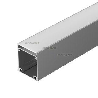 Профиль BOX60-ONTOP-2000 ANOD (ARL, Алюминий) - фото 55494