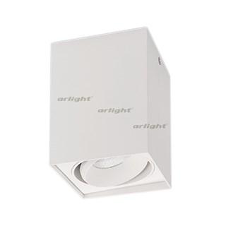 Светильник SP-CUBUS-S100x100WH-11W Warm White 40deg (ARL, IP20 Металл, 3 года) - фото 55570