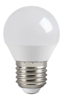Лампа светодиодная G45 шар 5Вт 230В 6500К E27 IEK - фото 55613