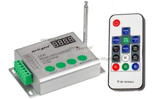 Контроллер CS-Slave-RF14B-2 (5-24V, ПДУ 14кн) (ARL, IP20 Металл, 1 год) - фото 55641