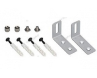 Настенный держатель S2-LINE-FIX-9mm Set (3360) (ARL, Металл) - фото 55693