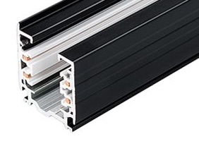 Трек LGD-D3P-3000 Black-M (ARL, IP20 Металл, 3 года) - фото 55704