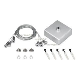 Подвес S2-LINE-3x2m Set (Silver Box, Pad 15x2mm) (ARL, Металл) - фото 55707