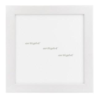 Светильник DL-300x300M-25W Warm White (ARL, IP40 Металл, 3 года) - фото 55813