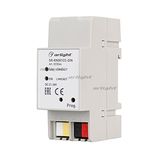 Конвертер SR-KN001CC-DIN (20-30V, 12mA, Ethernet) (ARL, -) - фото 55833