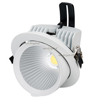 Светильник LTD-150WH-EXPLORER-30W White 38deg (ARL, IP20 Металл, 3 года) - фото 55963