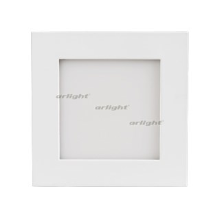Светильник DL-93x93M-5W Warm White (Arlight, IP40 Металл, 3 года) - фото 59503