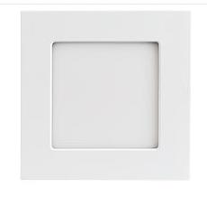 Светильник DL-120x120M-9W Warm White (Arlight, IP40 Металл, 3 года) - фото 59506