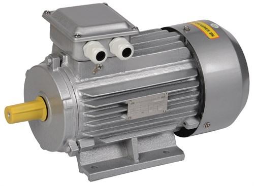 Электродвигатель асинхронный трехфазный АИР 90LA8 380В 0,75кВт 750об/мин 1081 DRIVE IEK - фото 59807