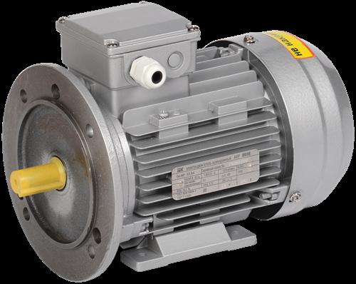 Электродвигатель асинхронный трехфазный АИР 63B6 380В 0,25кВт 1000об/мин 2081 DRIVE IEK - фото 59819