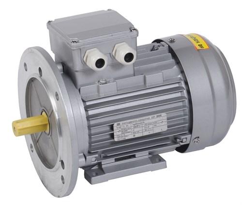 Электродвигатель асинхронный трехфазный АИР 71B8 380В 0,25кВт 750об/мин 2081 DRIVE IEK - фото 59824