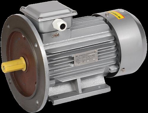 Электродвигатель асинхронный трехфазный АИР 90LB8 380В 1,1кВт 750об/мин 2081 DRIVE IEK - фото 59827