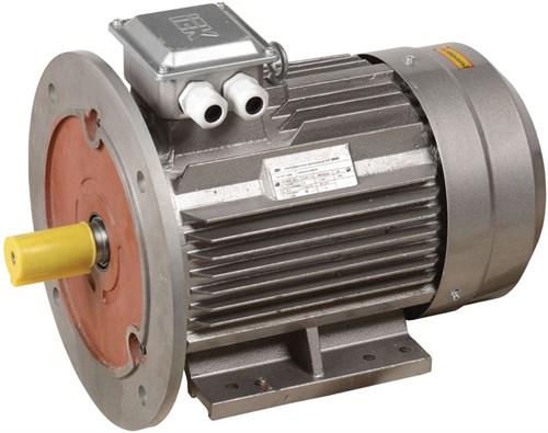 Электродвигатель асинхронный трехфазный АИР 132S8 380В 4кВт 750об/мин 2081 DRIVE IEK - фото 59832