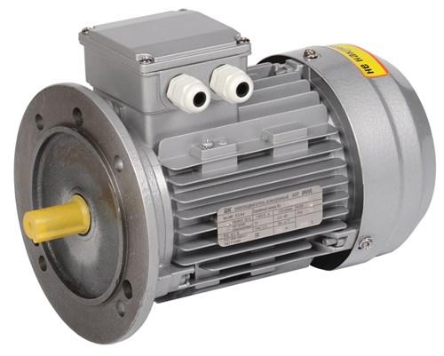 Электродвигатель асинхронный трехфазный АИР 63A4 380В 0,25кВт 1500об/мин 3081 DRIVE IEK - фото 59835