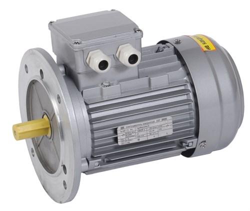 Электродвигатель асинхронный трехфазный АИР 71B2 380В 1,1кВт 3000об/мин 3081 DRIVE IEK - фото 59842