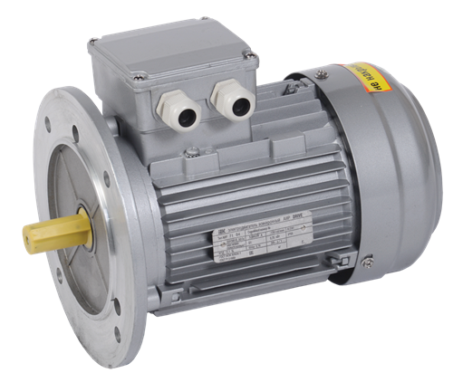 Электродвигатель асинхронный трехфазный АИР 71B8 380В 0,25кВт 750об/мин 3081 DRIVE IEK - фото 59844