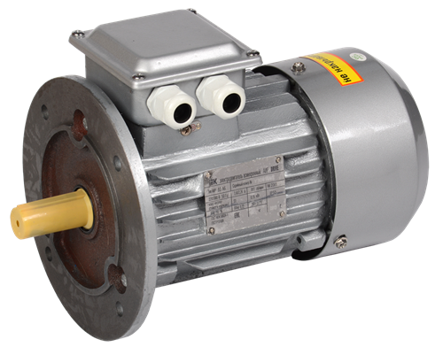 Электродвигатель асинхронный трехфазный АИР 80A8 380В 0,37кВт 750об/мин 3081 DRIVE IEK - фото 59848