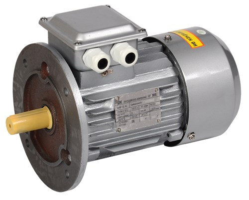 Электродвигатель асинхронный трехфазный АИР 80B4 380В 1,5кВт 1500об/мин 3081 DRIVE IEK - фото 59850