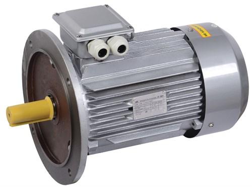 Электродвигатель асинхронный трехфазный АИР 112MB8 380В 3кВт 750об/мин 3081 DRIVE IEK - фото 59861