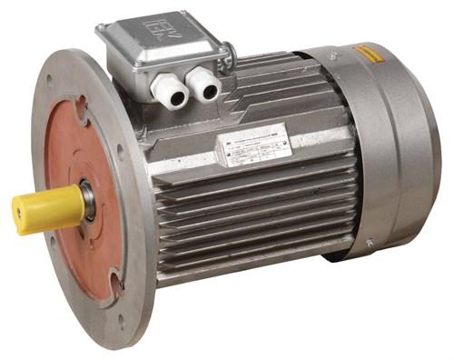 Электродвигатель асинхронный трехфазный АИР 132M8 380В 5,5кВт 750об/мин 3081 DRIVE IEK - фото 59869