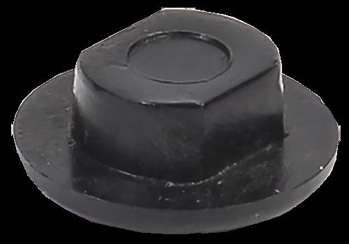 ITK Заглушка FC или ST пластик (черный) - фото 59900