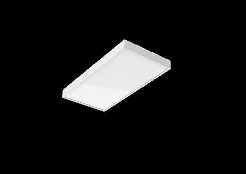 Светодиодный светильник  ВАРТОН  офисный встраиваемый/накладной 595*295*50мм 27 ВТ 4000К - фото 60145